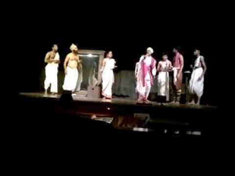 ANABHIGNA SHAKUNTALA-KANNADA PLAY-PART-1