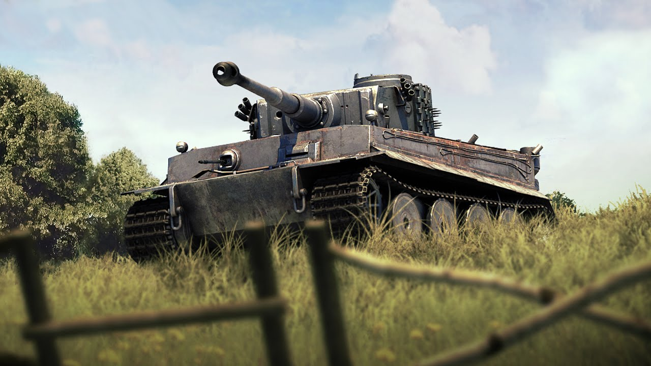 вар тандер обучение на танках