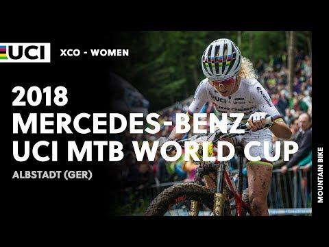 2018 Mercedes-Benz UCI Mountain bike World Cup - Albstadt (GER) / Women XCO