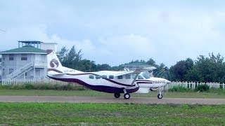 Tropic Air Belize, Cessna 208 Caravan, Belize, North America