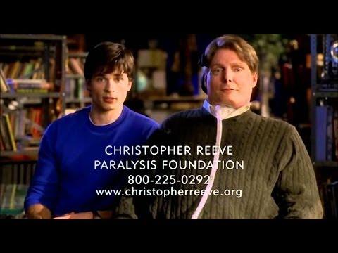 Christopher Reeve: Speranta in Miscare