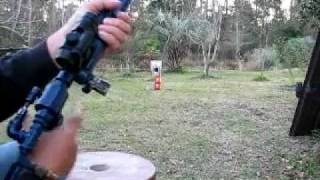 Homemade 50 caliber 28 Shot Breach/Muzzleloader QE