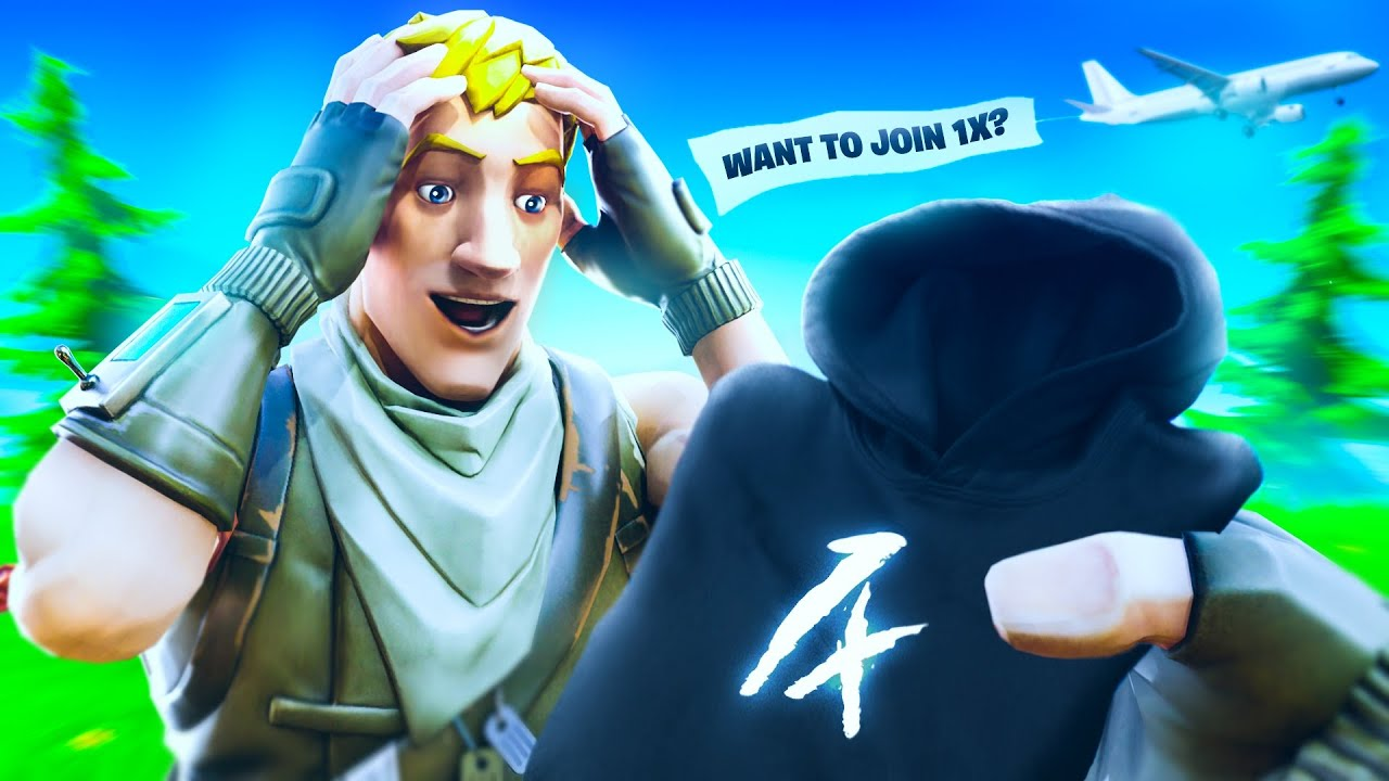 Download How To Join 1x Fortnite...