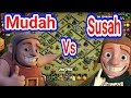 Indo vs Malay , Pasukan Mudah Vs Susah Dimengerti EVENT TH 9 Clans of Clans, Be