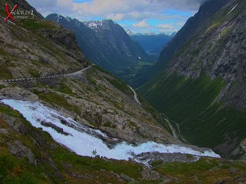 Beautiful Norway HD Part 2 Bjorli to Geiranger