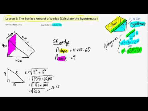 how to make a wedge