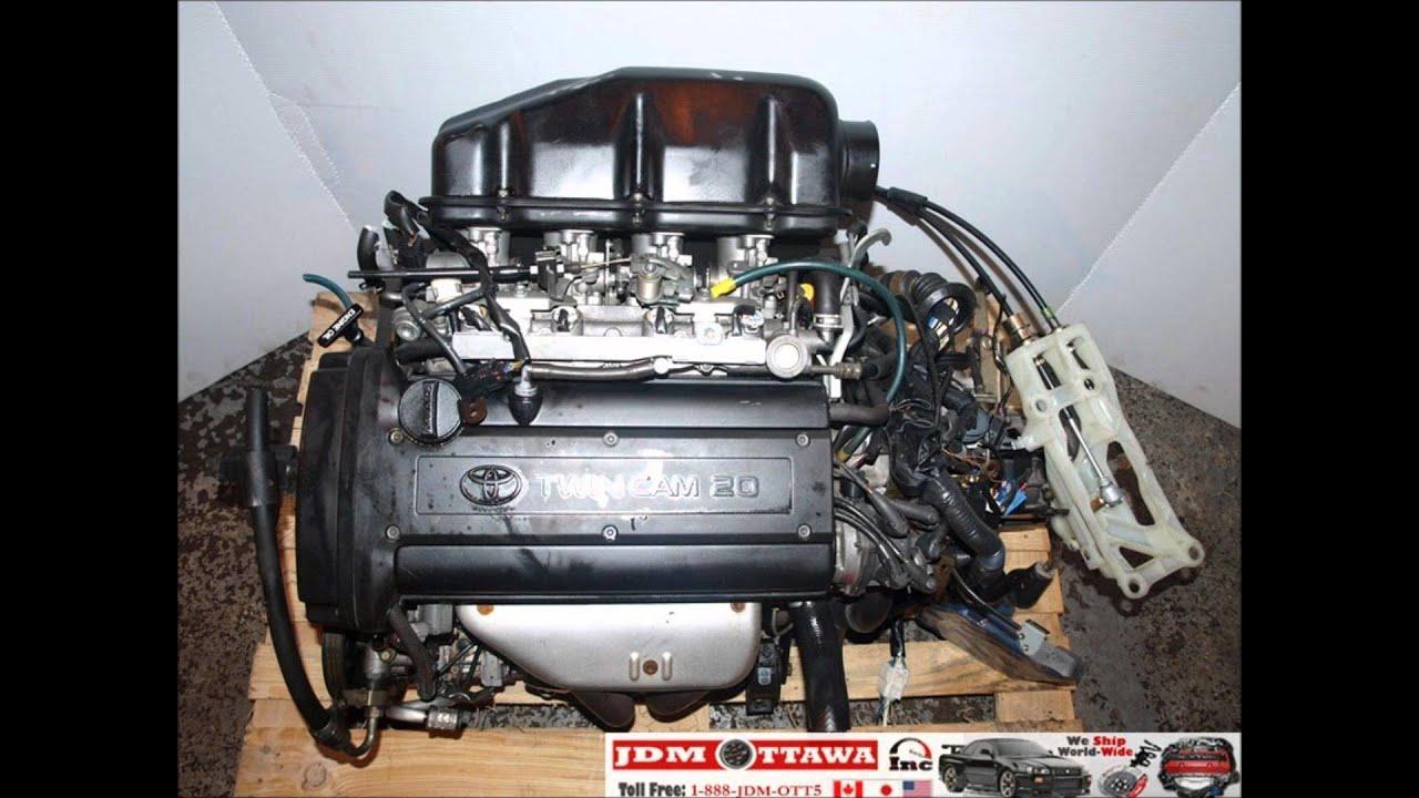 Jdm Toyota Engines  1jzgte  2jzgte  3sgte  4age  2jz  1jz  2jzge  4agze  Chaser  Supra  Mr2