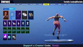 Free Flow | Fortnite Emote