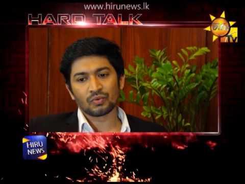 Hard Talk With Ravi Karunanayaka - YouTube