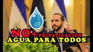 SE LE CAE EL NEGOCI0 del Agua a ARENA y compañía
