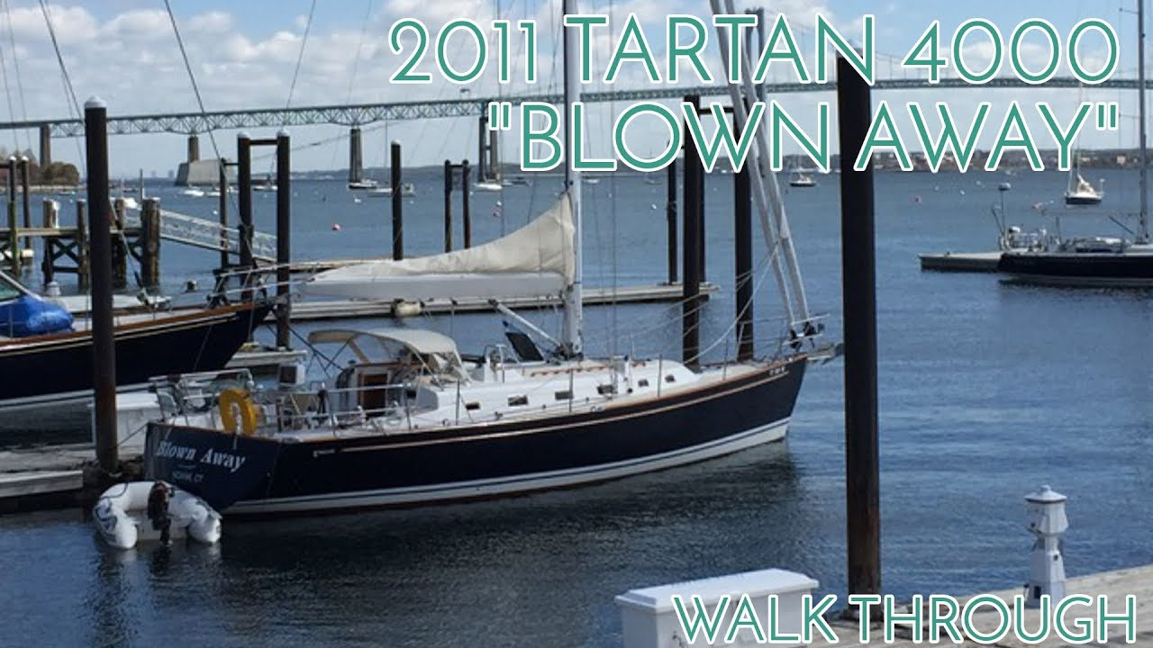 Tartan 4000 SOLD by Ben Knowles from East Coast Yacht Sales