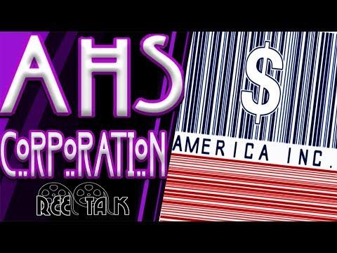 American Horror Story Season 10: AHS Corporation (AHS Pitch)