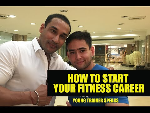 Fitness as a career in India- trainer speaks