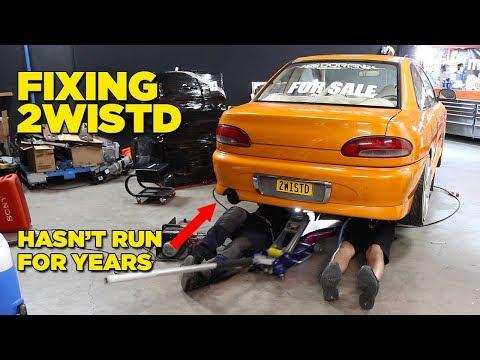 2WISTD - Fixing The Broken Show Car
