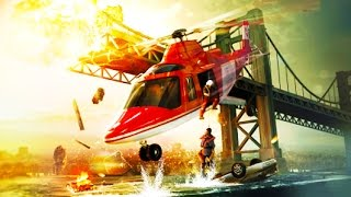 Helicopter 2015: Natural Disasters Gameplay (PC HD)