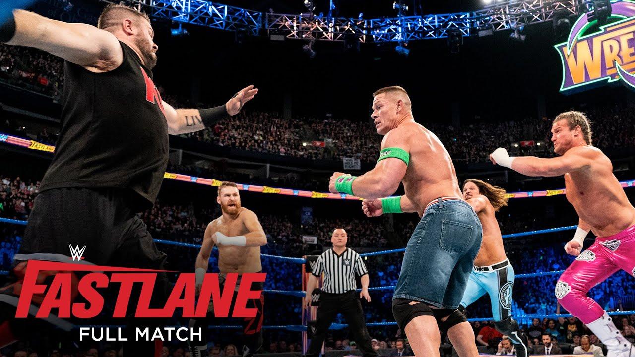 Download FULL MATCH - WWE Championship Six-Pack Challenge: WWE Fastlane 2018