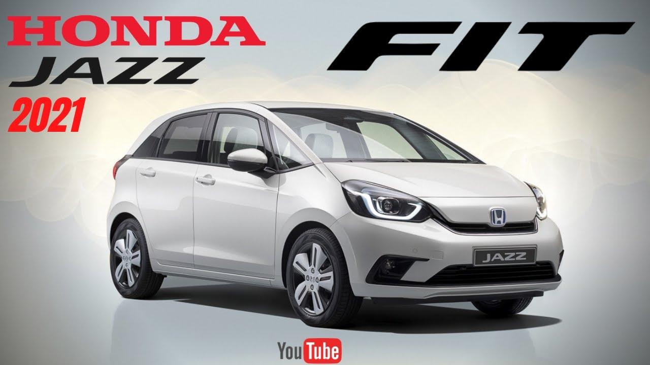 2021 Honda Jazz First Drive