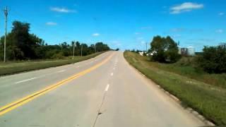 Near Marshalltown, Iowa on US Highway 30
