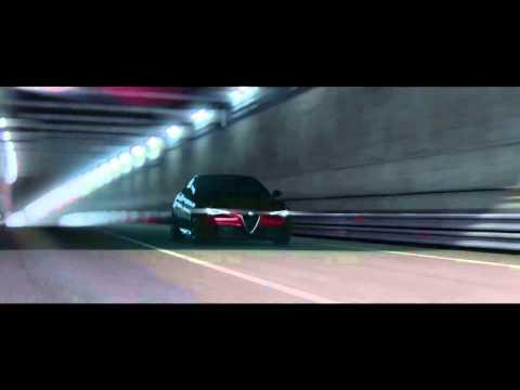 Alfa Romeo Giulia Quadrifoglio: engine sound
