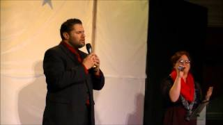 The Prayer (David Phelps and Lauren Talley Cover) Sung by Peter & Connie Rolon