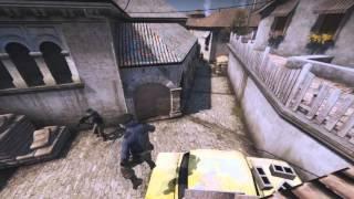 Clutch 1vs4 de_inferno (Movie)