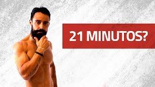 Os meus treinos duram 21 minutos, mas por que esse número mágico fu...