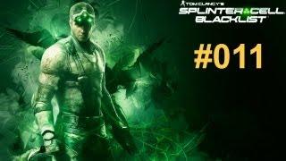 Splinter Cell Blacklist Gameplay PC [Deutsch/German] #011 - Mission 5 London (1/3)
