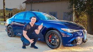 Why I'd Take The $80,000 Giulia Quadrifoglio Over An M3