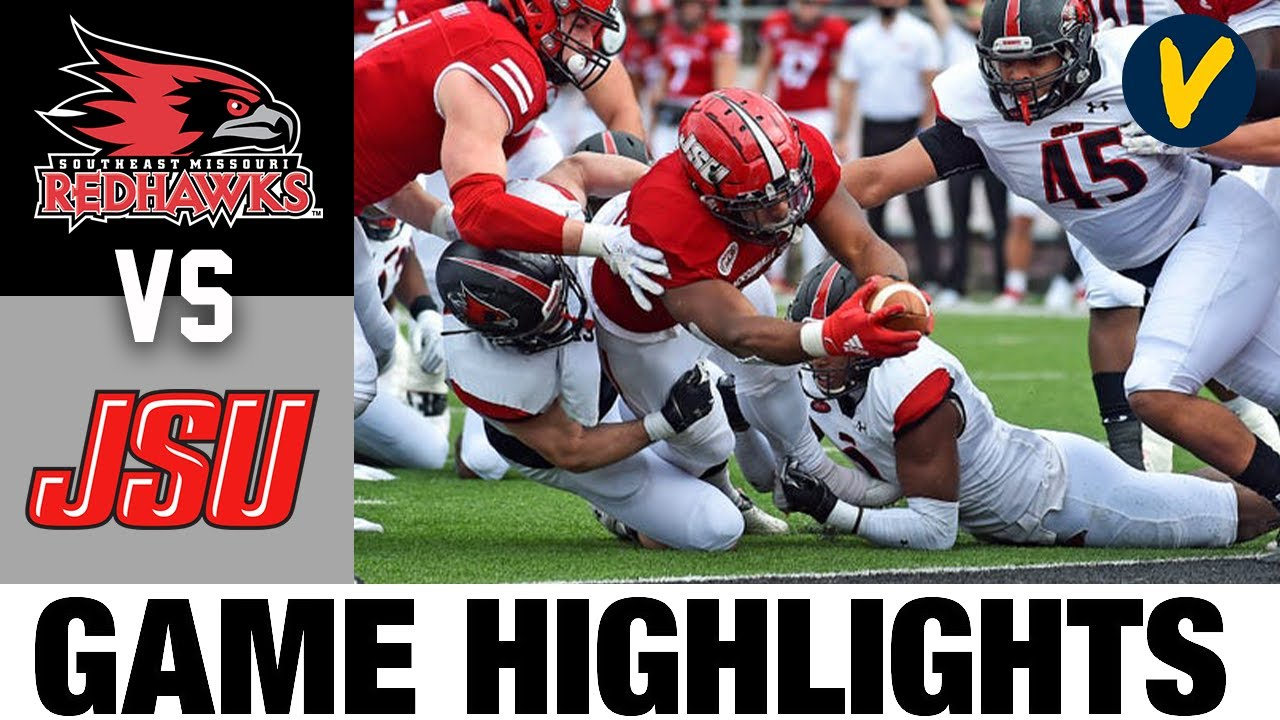 SE Missouri State vs #8 Jacksonville State Highlights | FCS 2021 Spring College Football Highlights