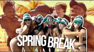 Spring Break Reacts to Magic!  Julius Dein Vlogs