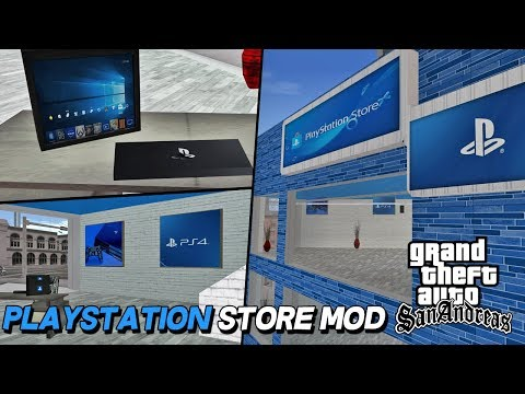 Playstation Store (PS4 Store)