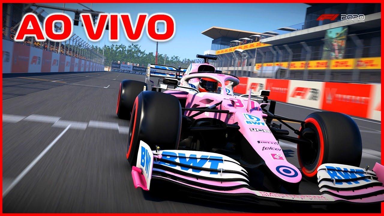 F1 2020 - MODO CARREIRA - GP VIETNÃ e CHINA #02