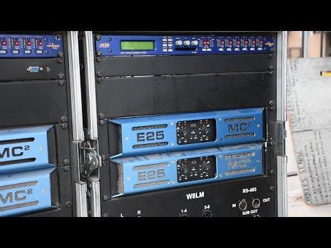 PROCESADOR DE SISTEMAS DE AUDIO XTA DP226 (Loudspeaker Management System) - Control remoto RS-485