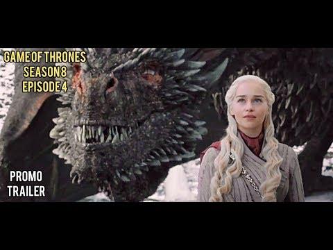 Игра Престолов / Game Of Thrones | 8 сезон 4 серия - Промо-трейлер (2019) Джон Сноу