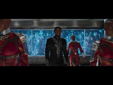 Black Panther Tickets On Sale Now! -- Regal Cinemas [HD]