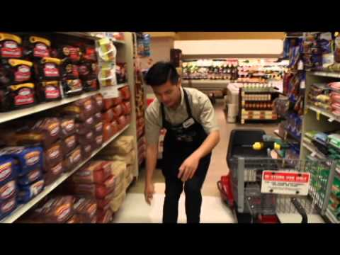 """Happy"" Pharell Williams (Parody) - Safeway"