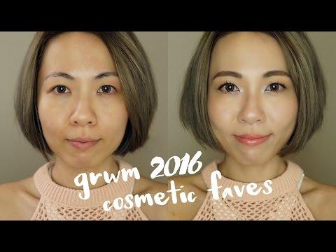 2016 Natural Makeup Faves 天然化妝品最愛 (長氣講 + Get Ready) | 高比 Gobby