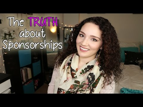 How to Get Sponsorships & Remain Honest