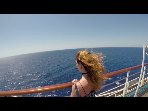 Carnival Victory Cruise Miami - Cozumel, May 2017: My Dreams Came True