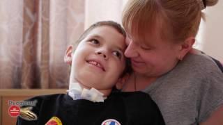 Русфонд Воронежская область. Миша Фролов, 11 лет \ Информационный сюжет