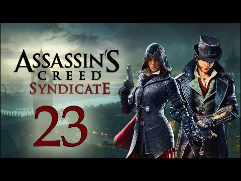 Прохождение Assassin's Creed Syndicate (PC/RUS/60fps) - #23 [Загадка собора Св. Павла]