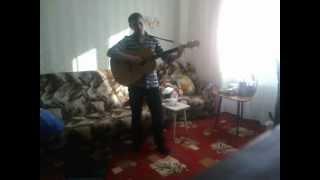 Одинокая ветка сирени под гитару (офигенная песня!!!)