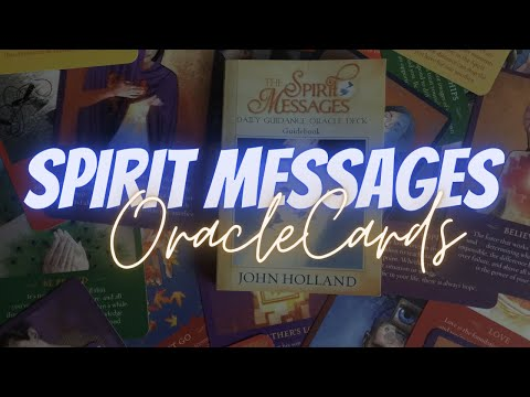 spirit-messages-|-oracle-cards-|-tarot-cards-|-full-flip-through-|-review