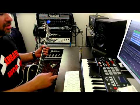 Diezel VH4 Tracking with Two Notes Torpedo Studio
