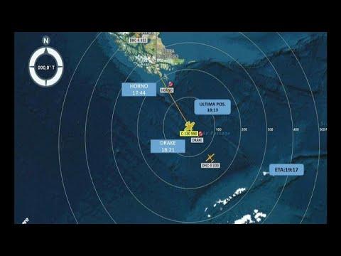 اختفاء طائرة عسكرية تقلّ 38 شخصا في تشيلي  - نشر قبل 4 ساعة