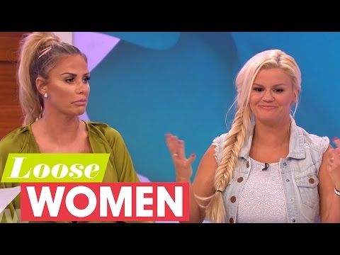 Loose Women Argue About Putting Pregnancy Pictures Online | Loose Women