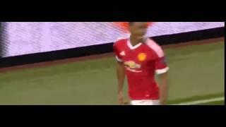 Marcus Rashford Goal   Manchester United Vs Midtjylland 5 1 Europe League 2016 HD