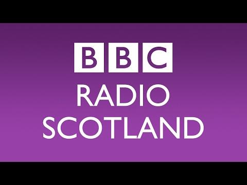 BBC Radio Scotland - Spexhair Interview