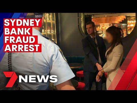 Sydney woman arrested over $600,000 bank fraud | 7NEWS