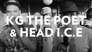 KG The Poet & Head I.C.E Recap Their Battle At KOTD